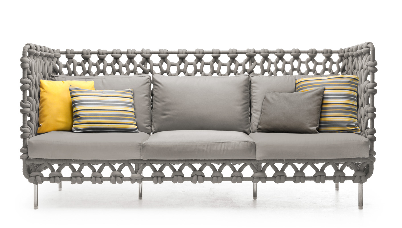 Cabaret Sofa Low Back