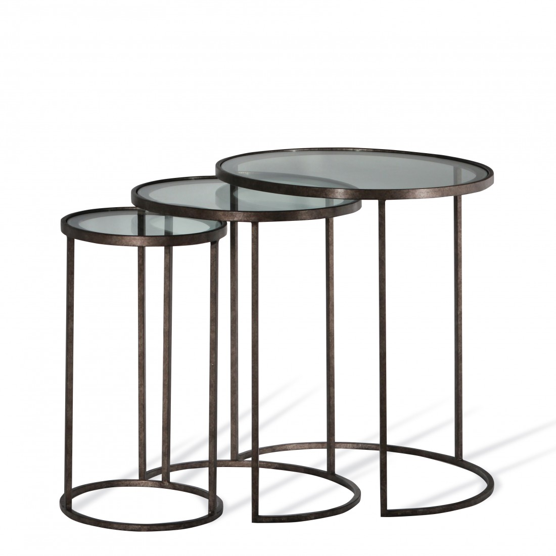 a5a55266692dd SALVATORE NEST OF TABLES - Bloom Funiture Studio