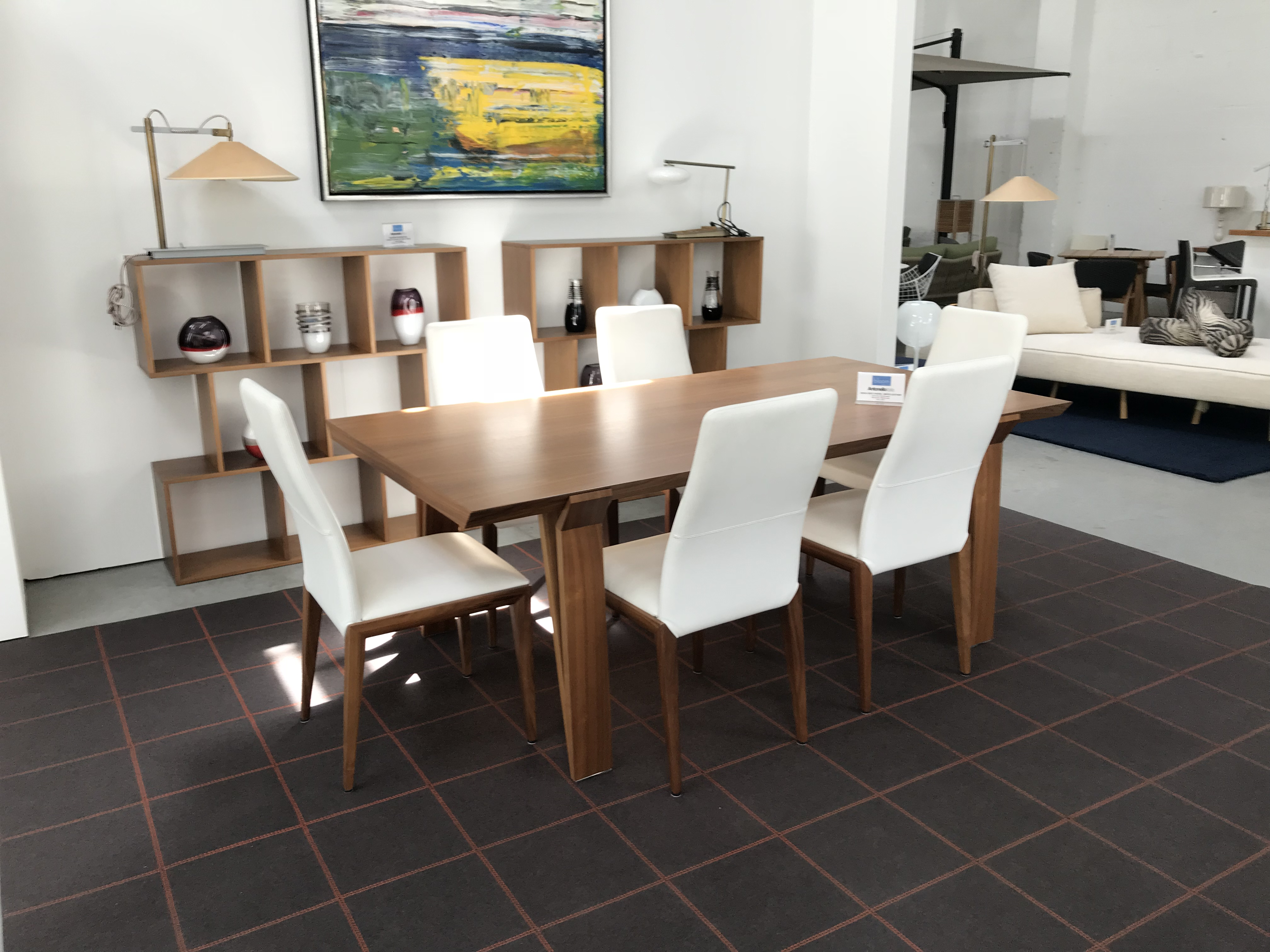 David dining Table - Showroom Clearance Sale - Bloom Funiture Studio